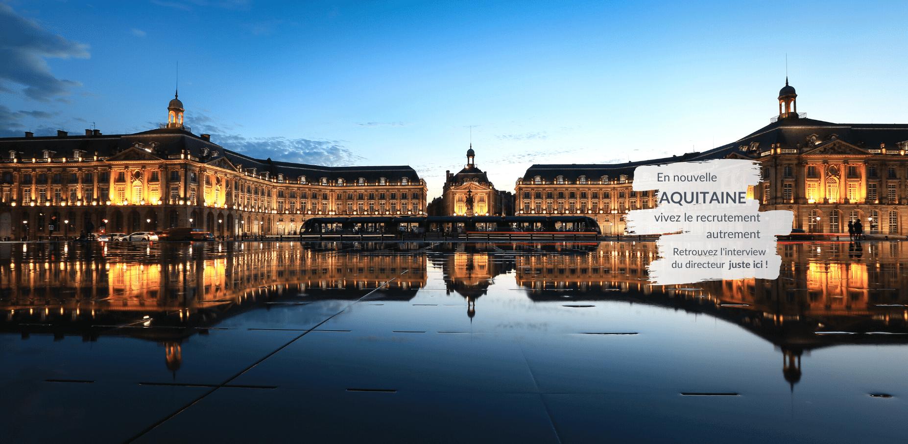Le cabinet de recrutement à Bordeaux est ouvert