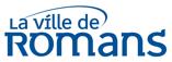 Logo ville de romans