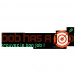 Bob has a job
