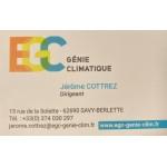 EGC Génie Climatique